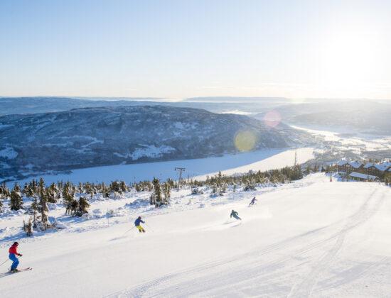 Skiweekend på Norefjell, kort vei fra Oslo
