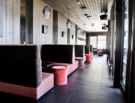 Bar52 i hotellet sin 2. etasje