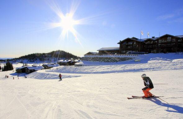 Skiweekend på Norefjell