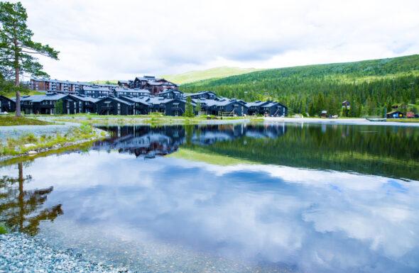 Sommer på Norefjell