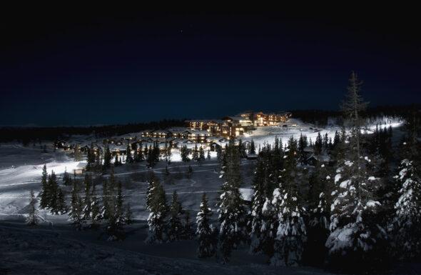 Julebord på Norefjell