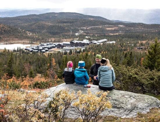 Velkommen til høstferie på Norefjell